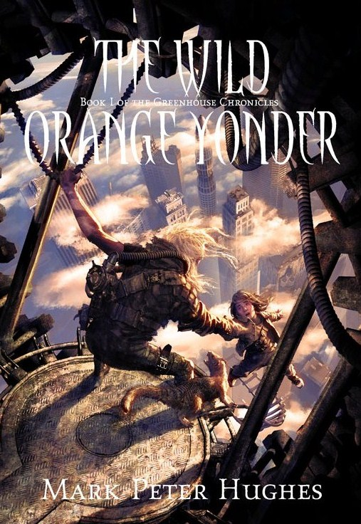 The Wild Orange Yonder Draft Cover